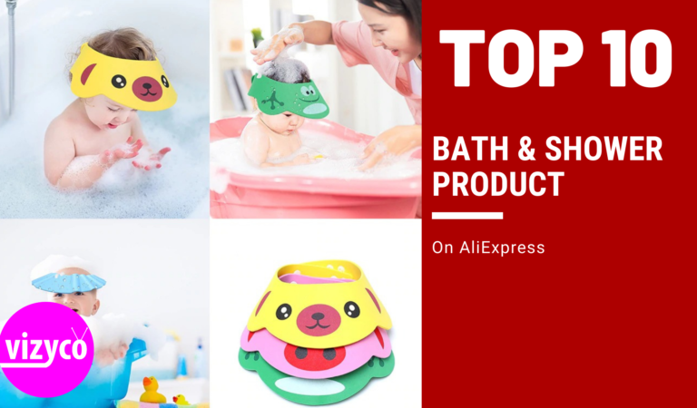Bath & Shower Product Tops 10!  on AliExpress