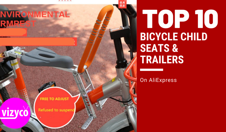 Bicycle Child Seats & Trailers Tops 10!  on AliExpress