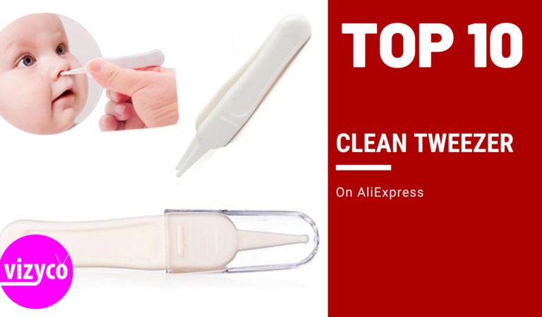 Clean Tweezer Tops 10!  on AliExpress