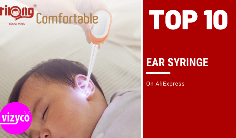 Ear Syringe Tops 10!  on AliExpress