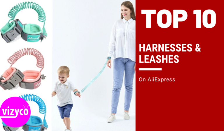 Harnesses & Leashes Tops 10!  on AliExpress