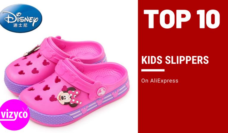 Kids Slippers Tops 10!  on AliExpress