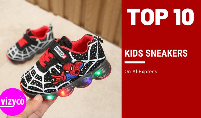 Kids Sneakers Tops 10!  on AliExpress