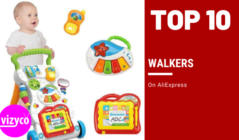 Walkers Tops 10!  on AliExpress
