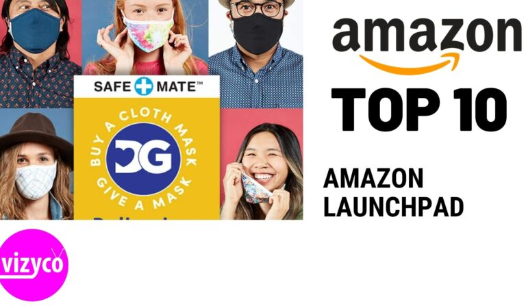 Amazon Launchpad | Top 10 Best Selling on Amazon