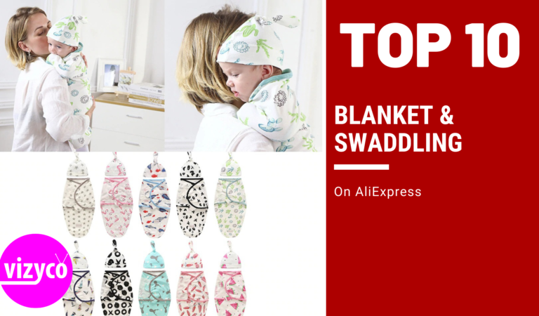 Blanket & Swaddling Tops 10!  on AliExpress