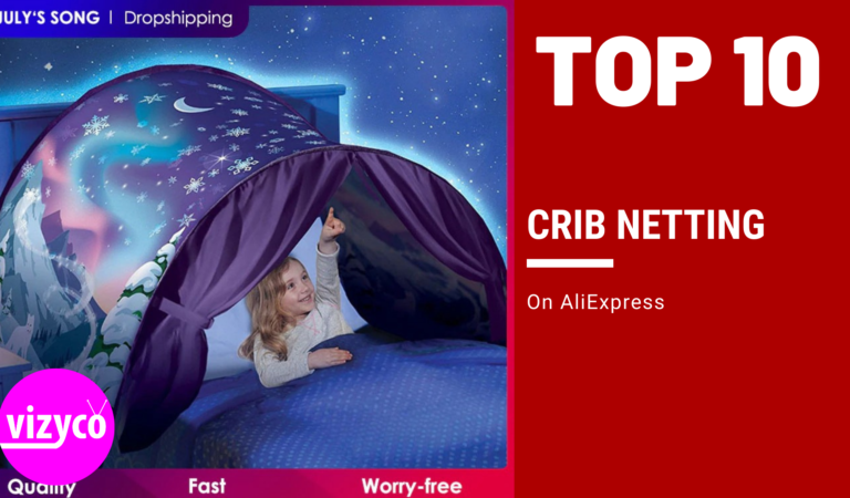 Crib Netting Tops 10!  on AliExpress