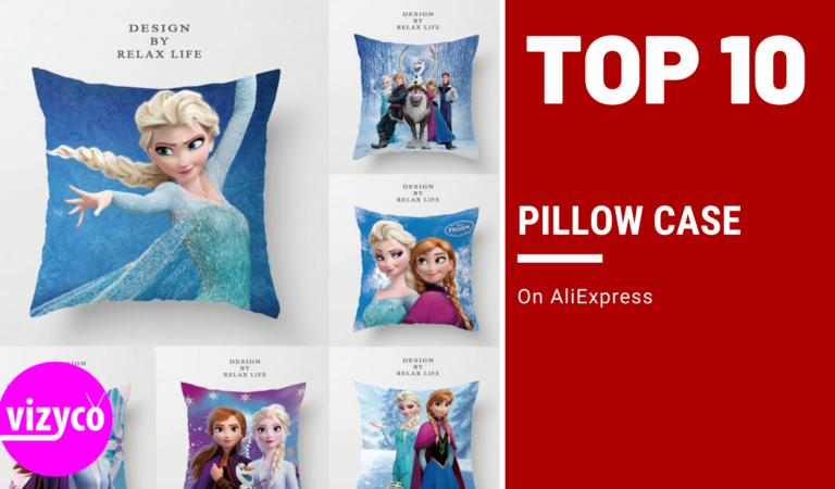 Pillow Case Tops 10!  on AliExpress
