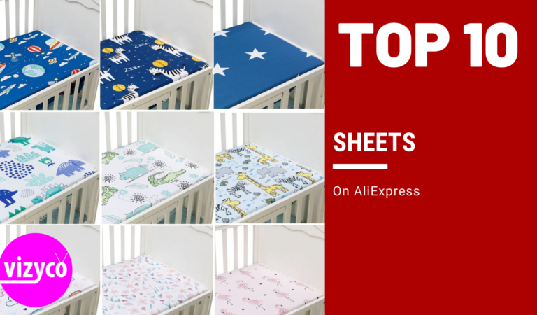 Sheets Tops 10!  on AliExpress