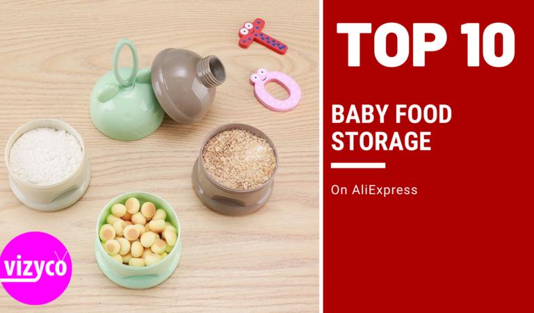 Baby Food Storage Tops 10!  on AliExpress