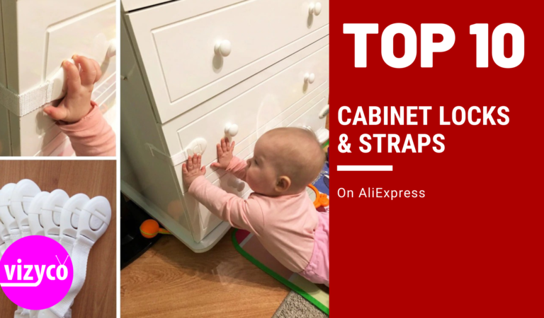 Cabinet Locks & Straps Tops 10!  on AliExpress