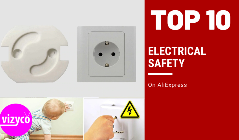 Electrical Safety Tops 10!  on AliExpress