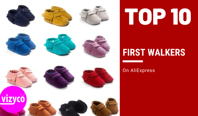 First Walkers Tops 10!  on AliExpress