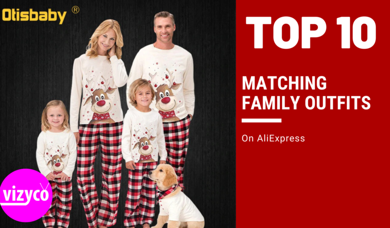 Matching Family Outfits Tops 10!  on AliExpress
