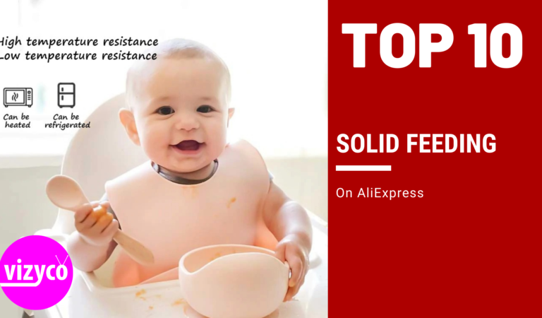Solid Feeding Tops 10!  on AliExpress