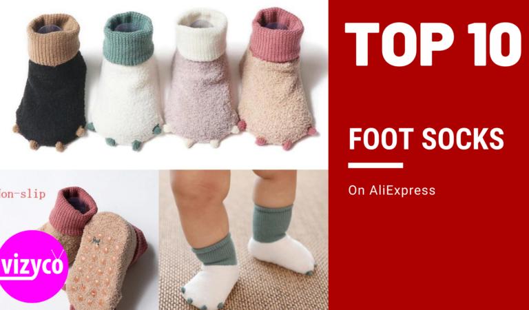 Foot Socks Tops 10!  on AliExpress