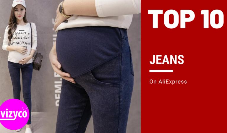 Jeans Tops 10!  on AliExpress
