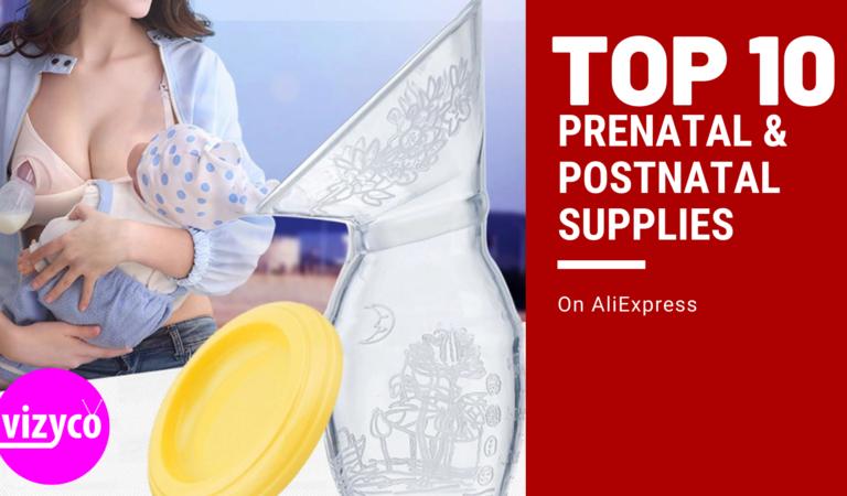 Prenatal & Postnatal Supplies Tops 10!  on AliExpress