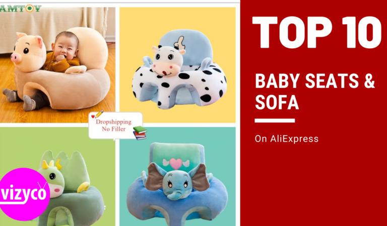 Baby Seats & Sofa Tops 10!  on AliExpress