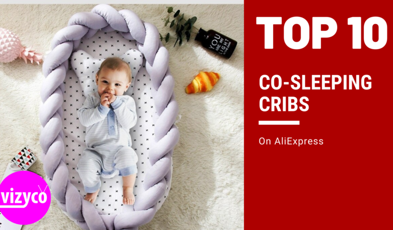 Co-Sleeping Cribs Tops 10!  on AliExpress