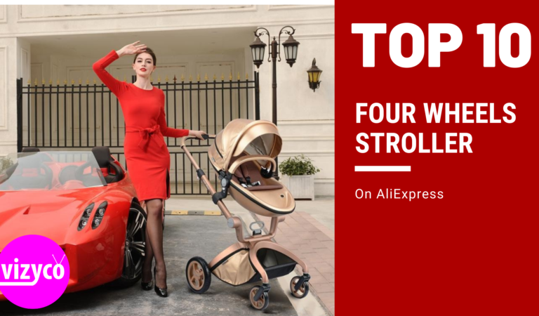 Four Wheels Stroller Tops 10!  on AliExpress