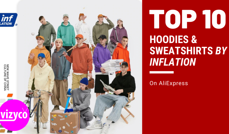 Hoodies & Sweatshirts by Infalation Tops 10!  on AliExpress