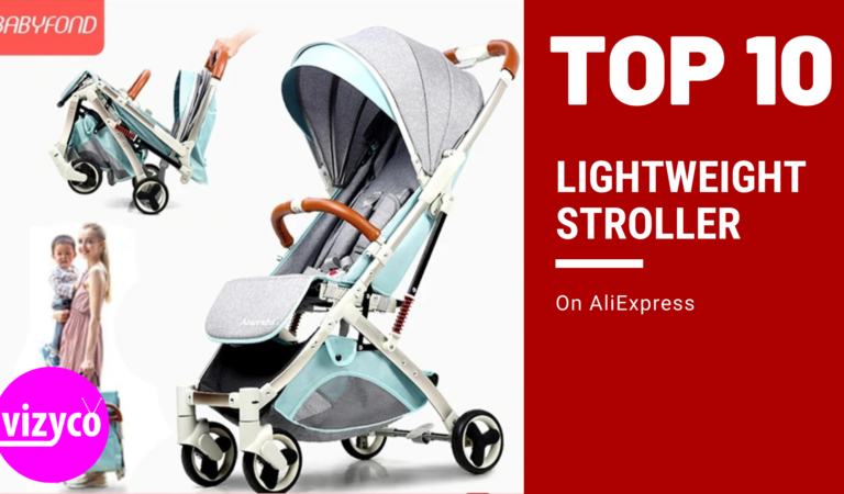Lightweight Stroller Tops 10!  on AliExpress