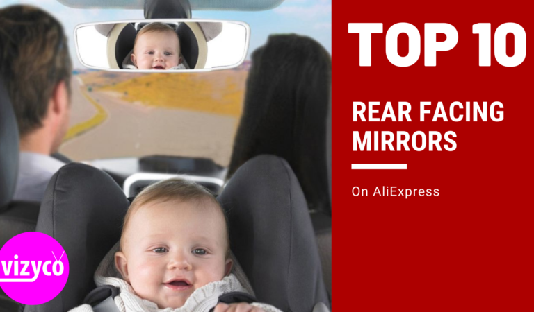 Rear Facing Mirrors Tops 10!  on AliExpress