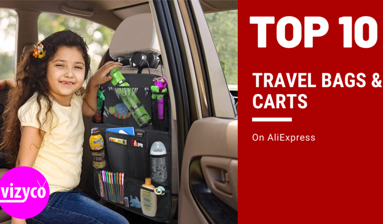 Travel Bags & Carts Tops 10!  on AliExpress