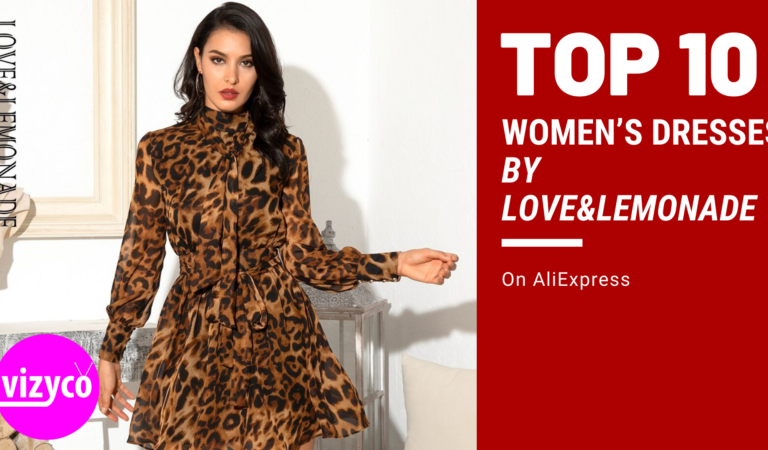 Women's Dresses by Love&Lemonade Tops 10!  on AliExpress