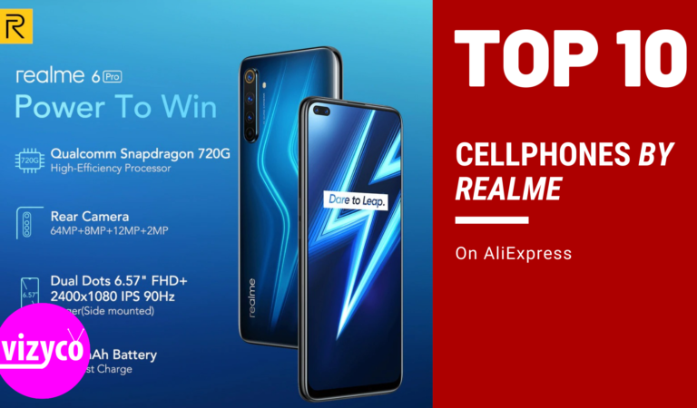 Cellphones by Realme Tops 10!  on AliExpress
