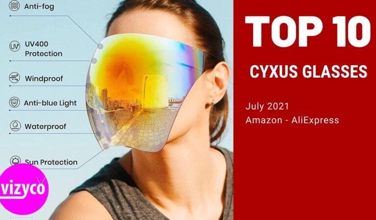 Cyxus Glasses Top 10 on Amazon and AliExpress July 2021
