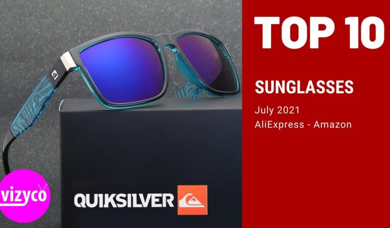 Top 10 Sunglasses on AliExpress & Amazon July 2021