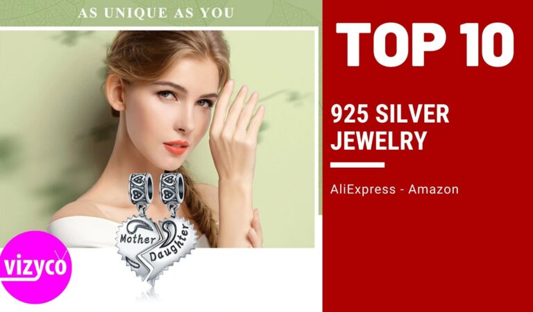 925 Silver Jewelry sale on AliExpress
