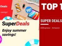 Best Deals AliExpress Top 10 - Enjoy Summer Savings August