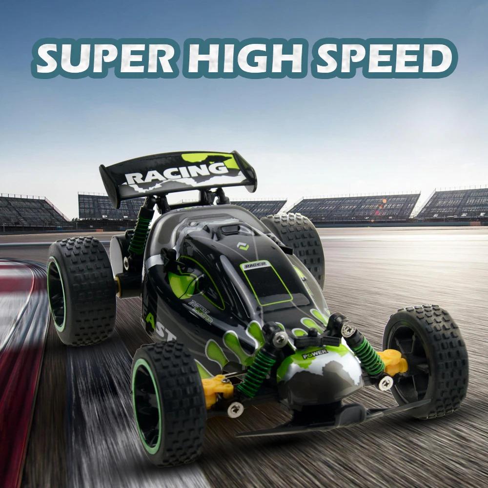 Sinovan RC Car 20km/h High Speed Car Radio Controled Machine 1:18 Remote Control Car Toys For Children Kids Gifts RC Drift